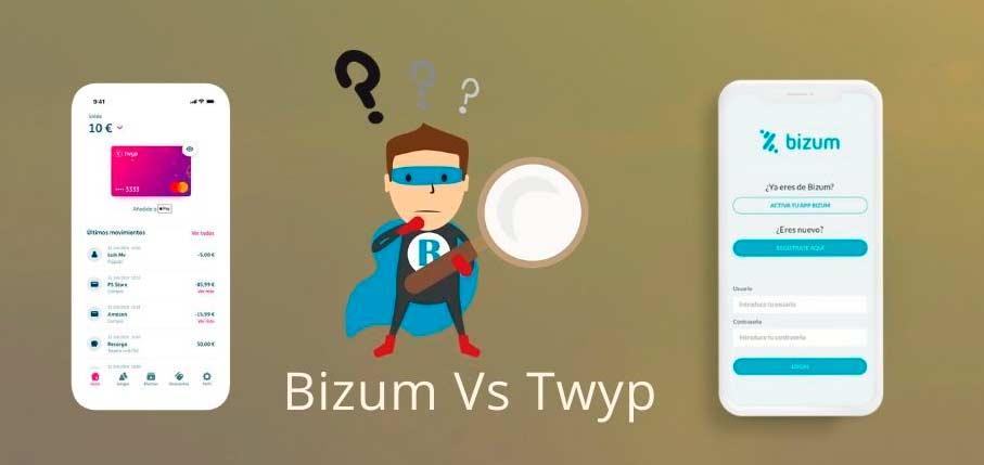 ¿Bizum es compatible con Twyp?