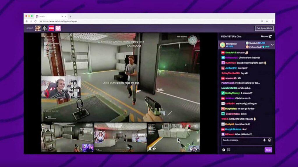 Cómo transmitir en vivo por Twitch