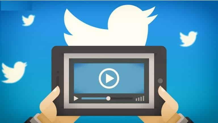 Cómo guardar vídeo de Twitter