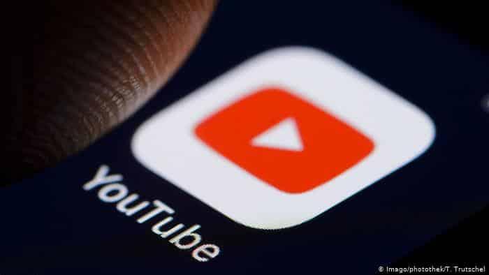 ¿Dónde esta el link los videos de YouTube en el celular?