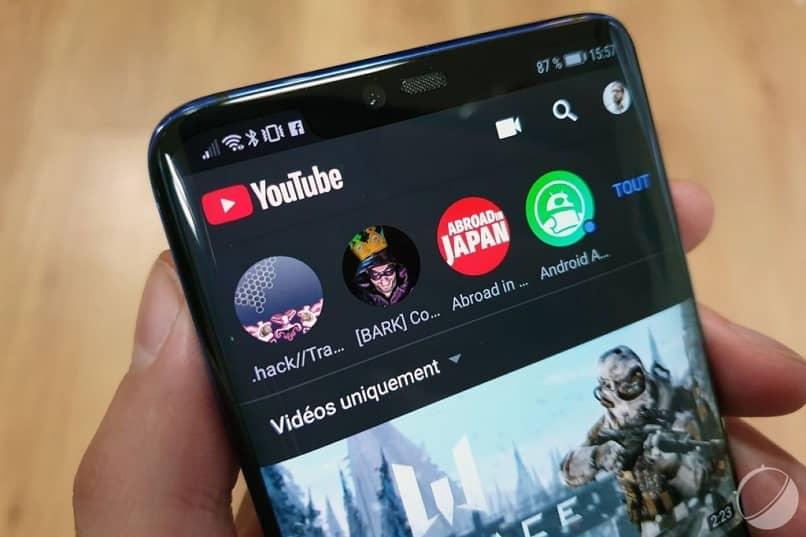 Cómo cambiar la foto del canal de YouTube