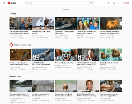 ¿Cómo conseguir visitas en YouTube?