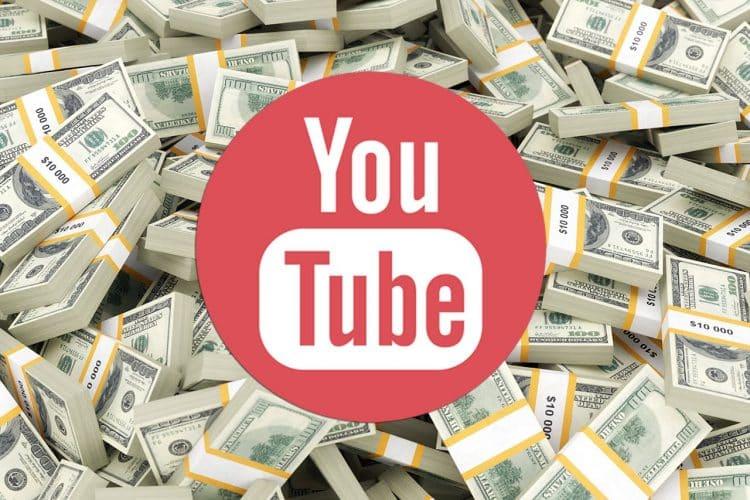 Cómo YouTube monetiza los videos
