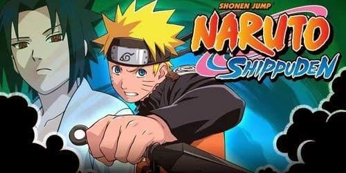 Dónde ver Naruto Shippuden después de Netflix