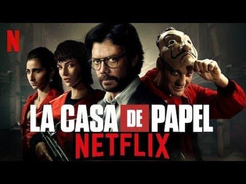 Donde ver La Casa de Papel sin Netflix
