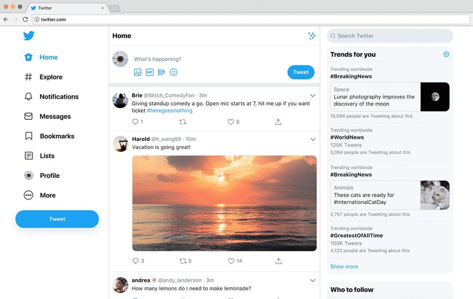 Cómo eliminar una cuenta en Twitter