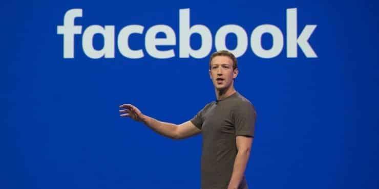 Quién creó Facebook