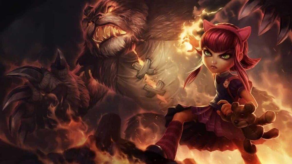 Annie de wild rift