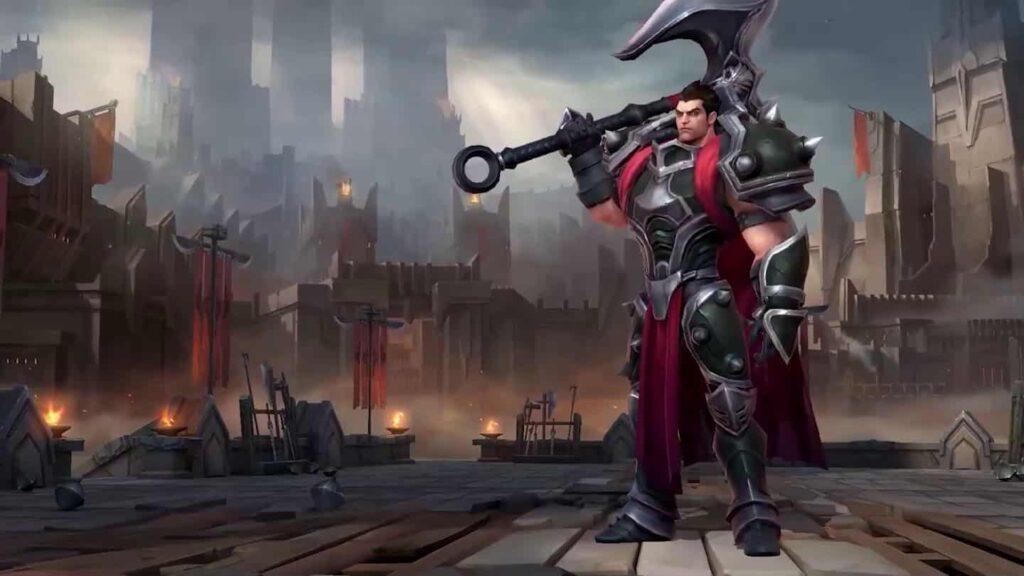 Darius de wild rift