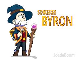 FanArts de Byron de Brawl Stars 1