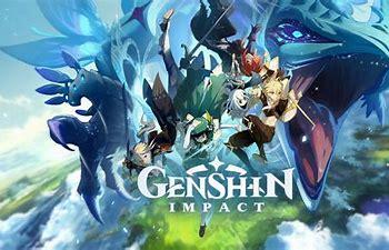 Descargar wallpapers de Genshin Impact para PC