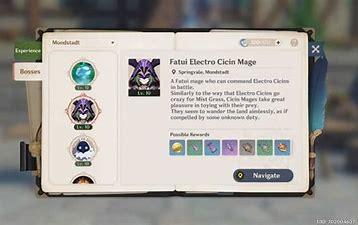 ¿ Cómo encontrar al Mago Fatui Electro Cicin en Genshin Impact?