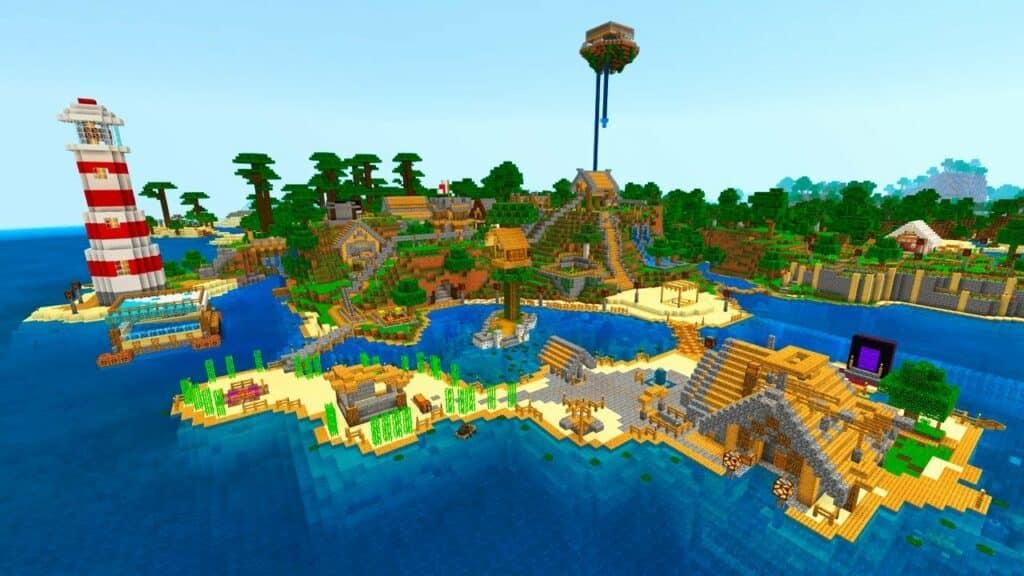 ¿Que se puede hacer en Minecraft?