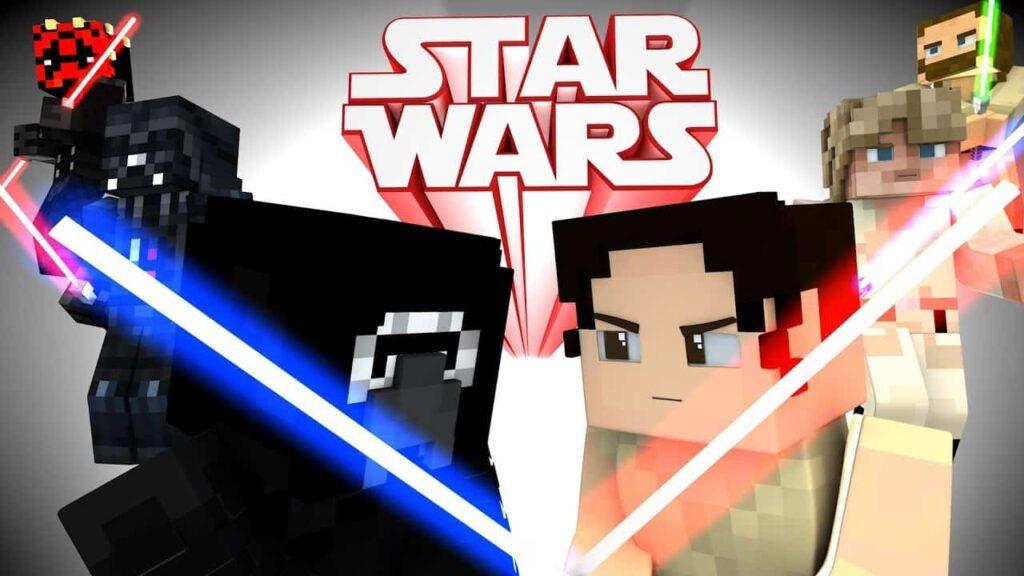 Star Wars llega a Minecraft con su nuevo contenido descargable