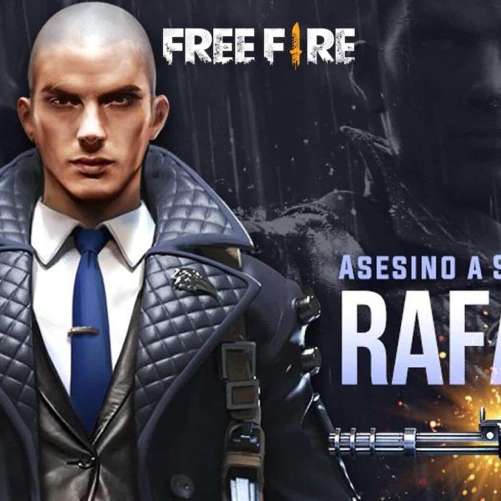 Todo sobre Rafael de Free Fire