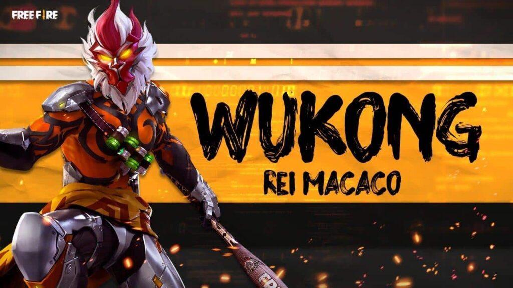 wukong de free fire
