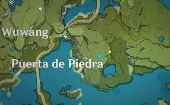 Santuarios de las profundidades de Genshin Impact Liyue 2
