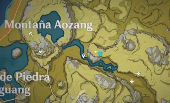 Santuarios de las profundidades de Genshin Impact Liyue 6