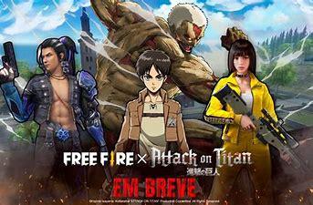 Free Fire X Attack On Titan: La próxima colaboración.