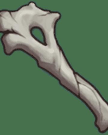Fragmento de hueso frágil en Genshin Impact