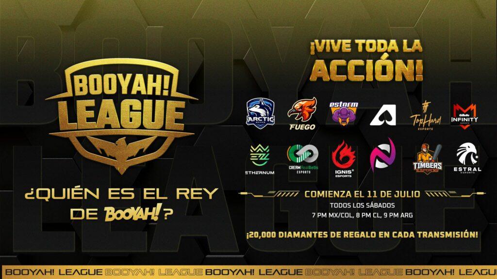 Booyah league