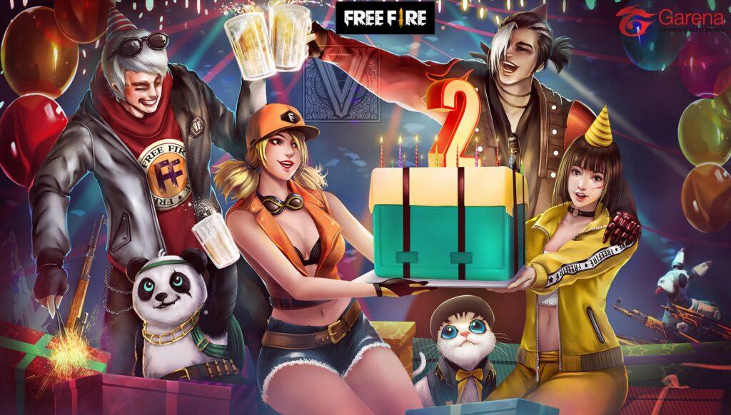 Las mejores fotos de free fire
