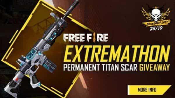 titan scar
