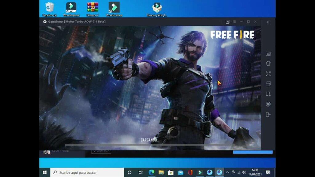 cerrar free fire